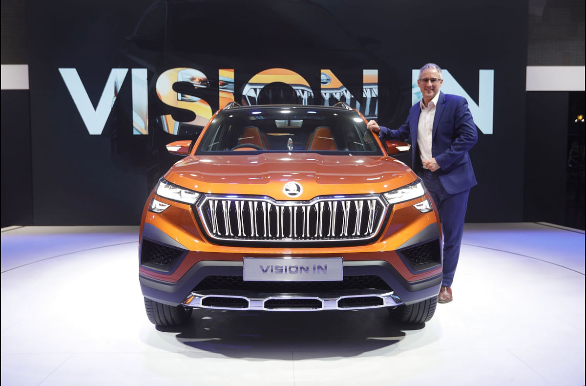 Auto Expo 2020: Skoda showcases Vision IN, unveils updated Kodiaq, Superb, Karoq and Octavia RS 245