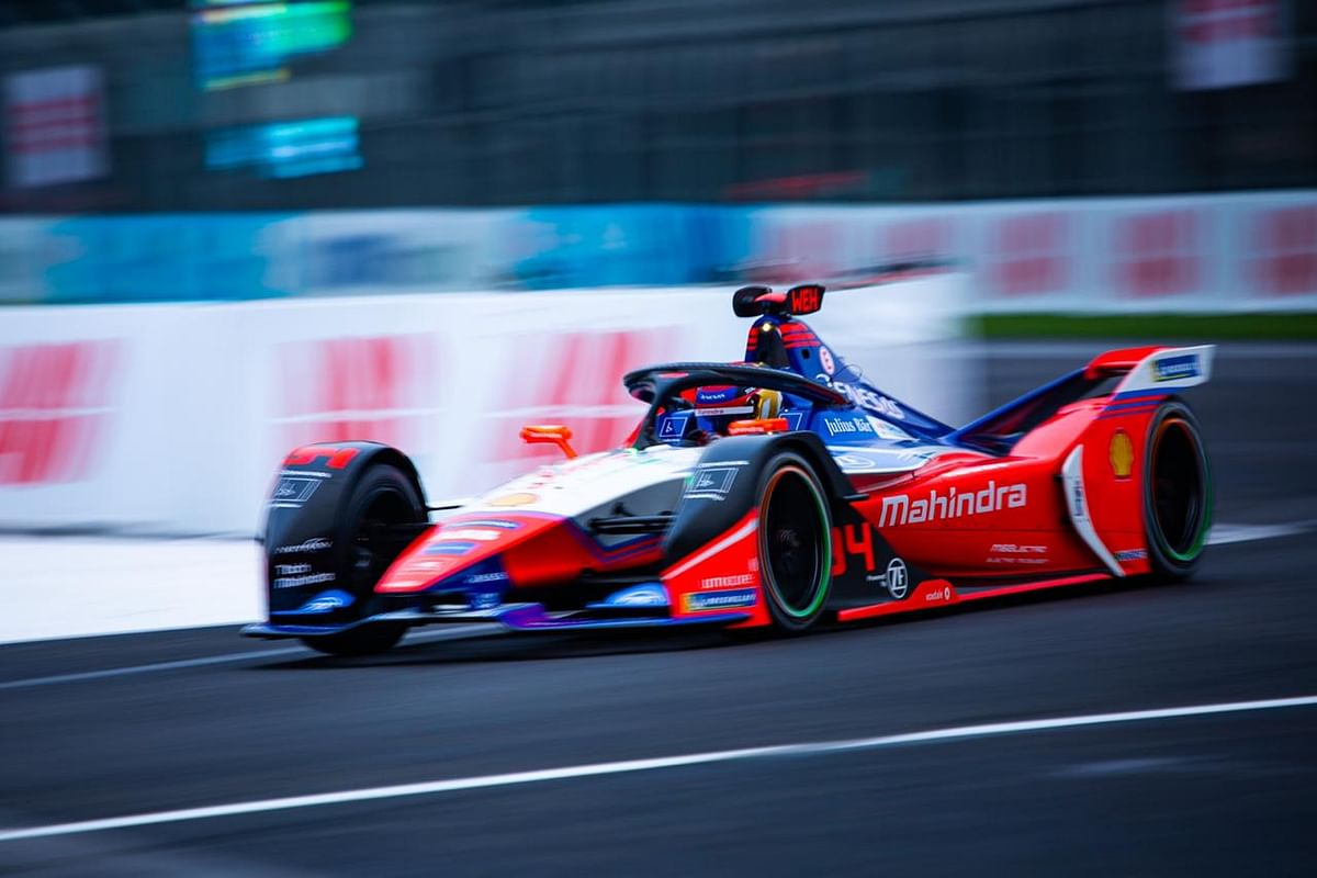 Formula E: Mahindra finishes in the top 10 at Mexico city