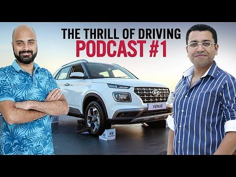 Is the Hyundai Venue priced right? The Thrill of Driving Podcast #1
