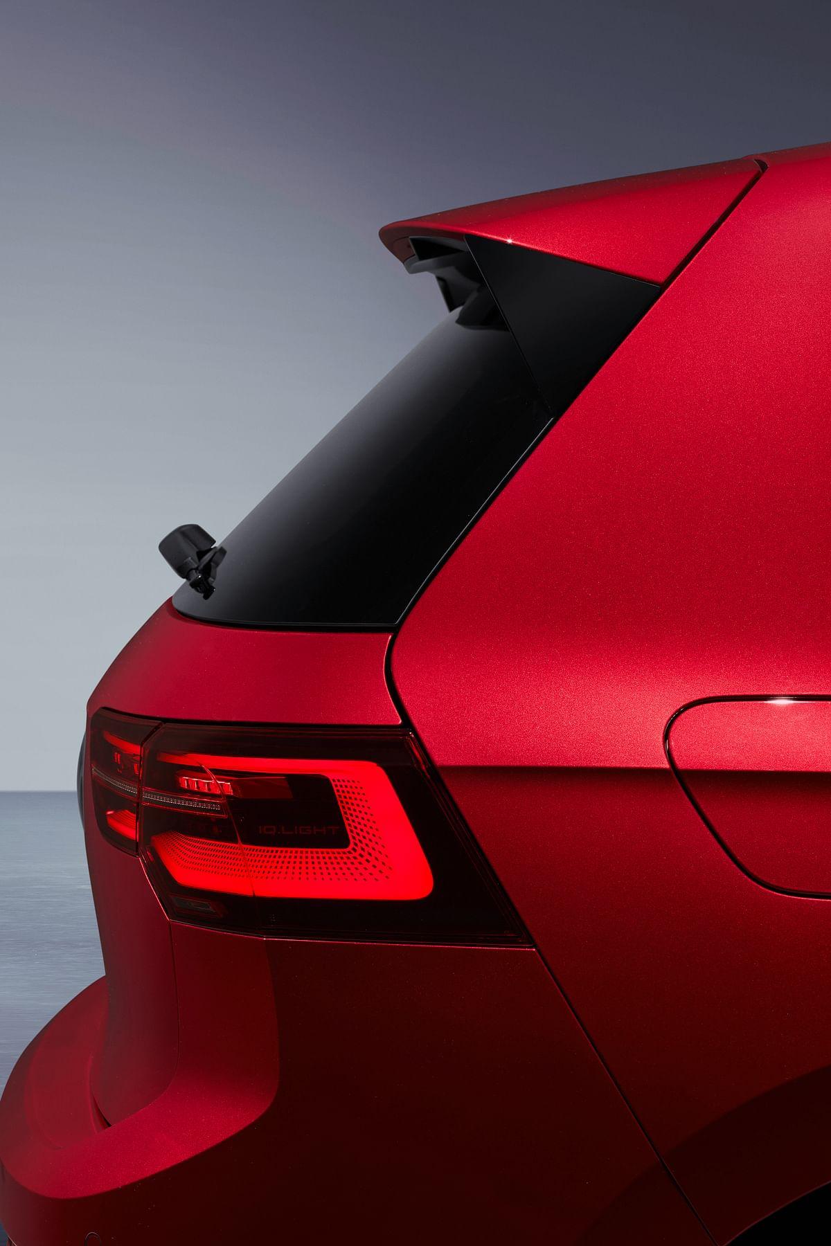 Volkswagen Golf GTI rear side