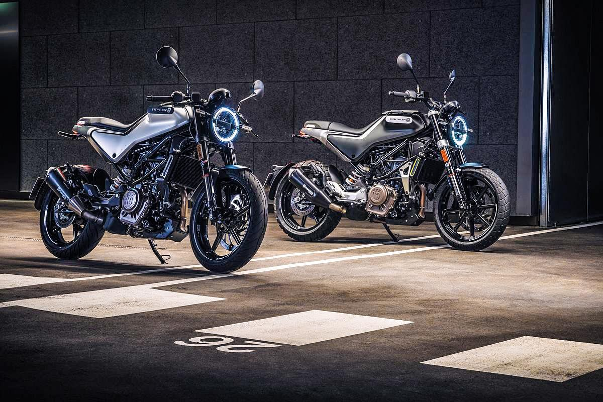 Husqvarna Svartpilen 250 and Vitpilen 250 launched at Rs 1.80 lakh