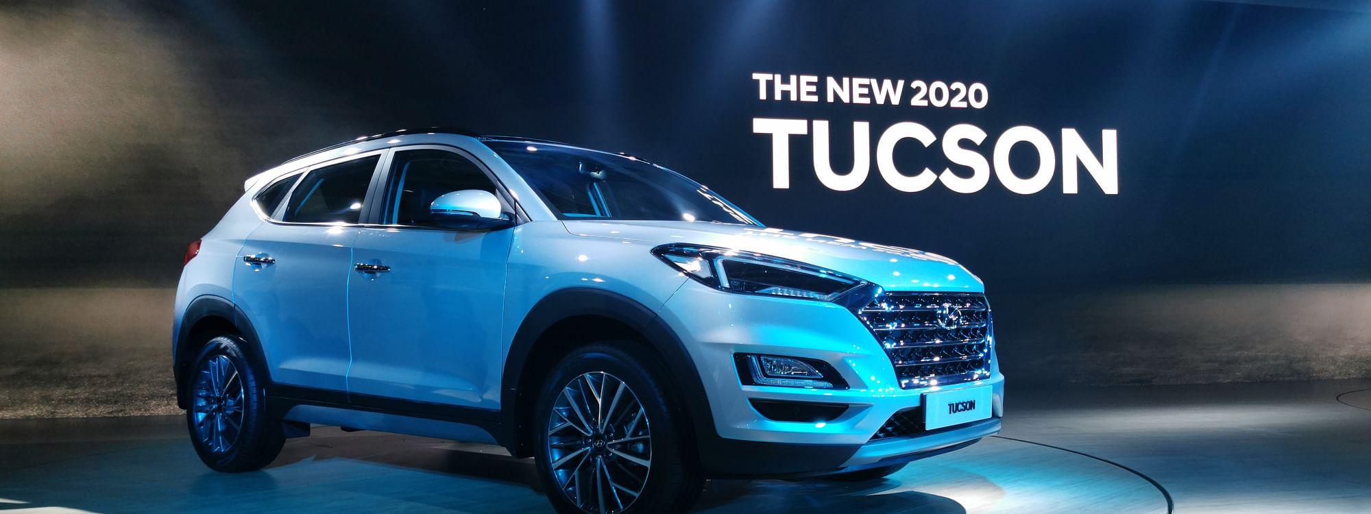 auto expo 2020: hyundai unveils new tucson, showcases i30n