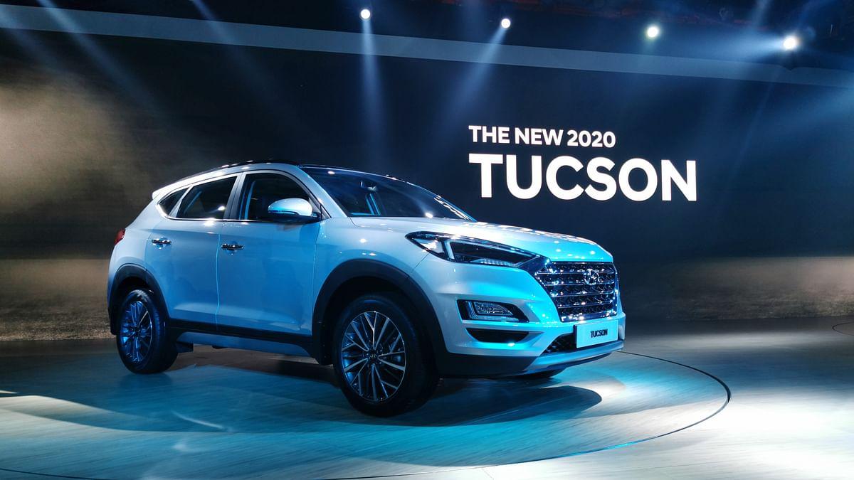 Auto Expo 2020: Hyundai unveils new Tucson; showcases i30 N Fastback, future mobility tech