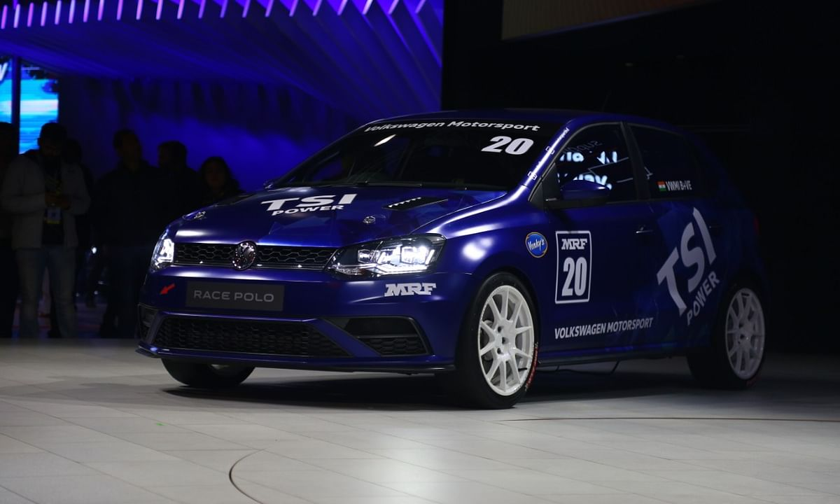 The winner of the VW VRC will get a chance to race this in 2021!
