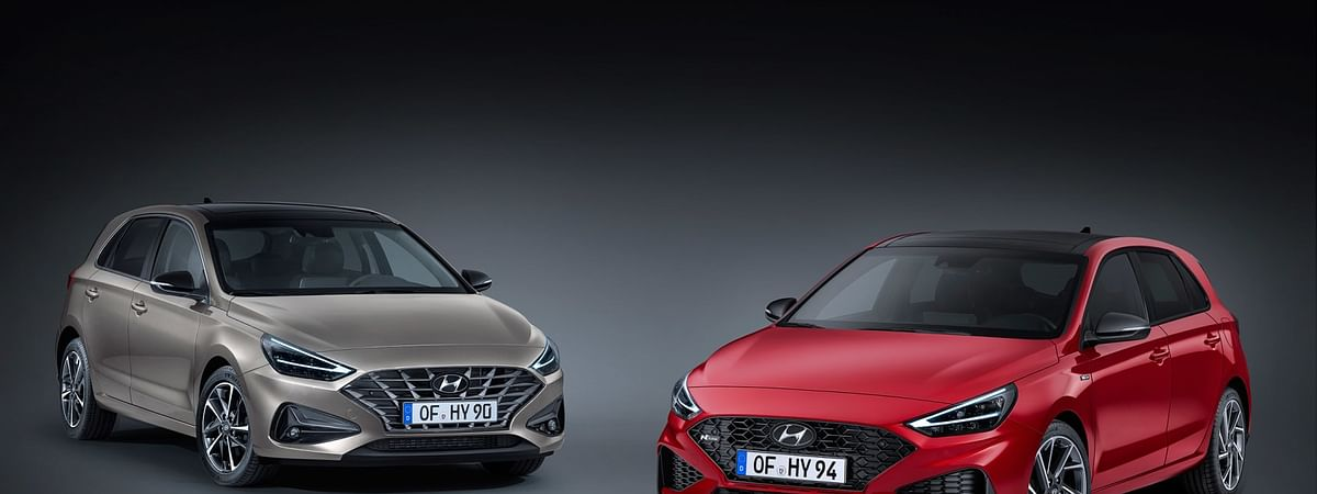Hyundai i30 revealed with new look