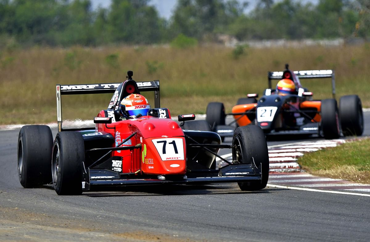 The final MRF Challenge weekend of the season gets off to a thrilling start!