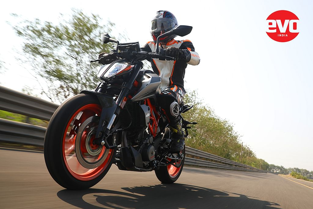 2020 KTM 390 Duke is as manic as before
