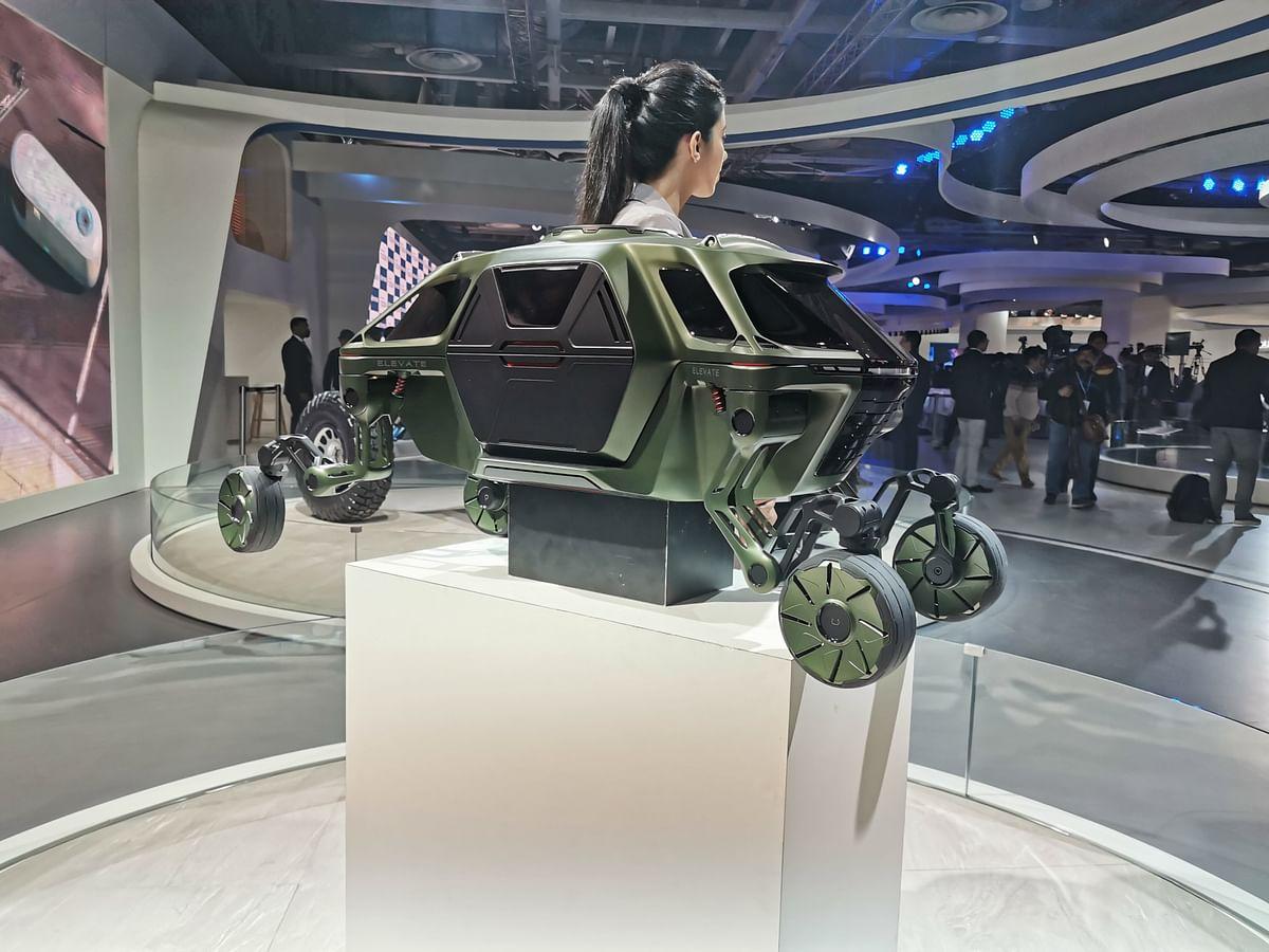 Hyundai Elevate profile