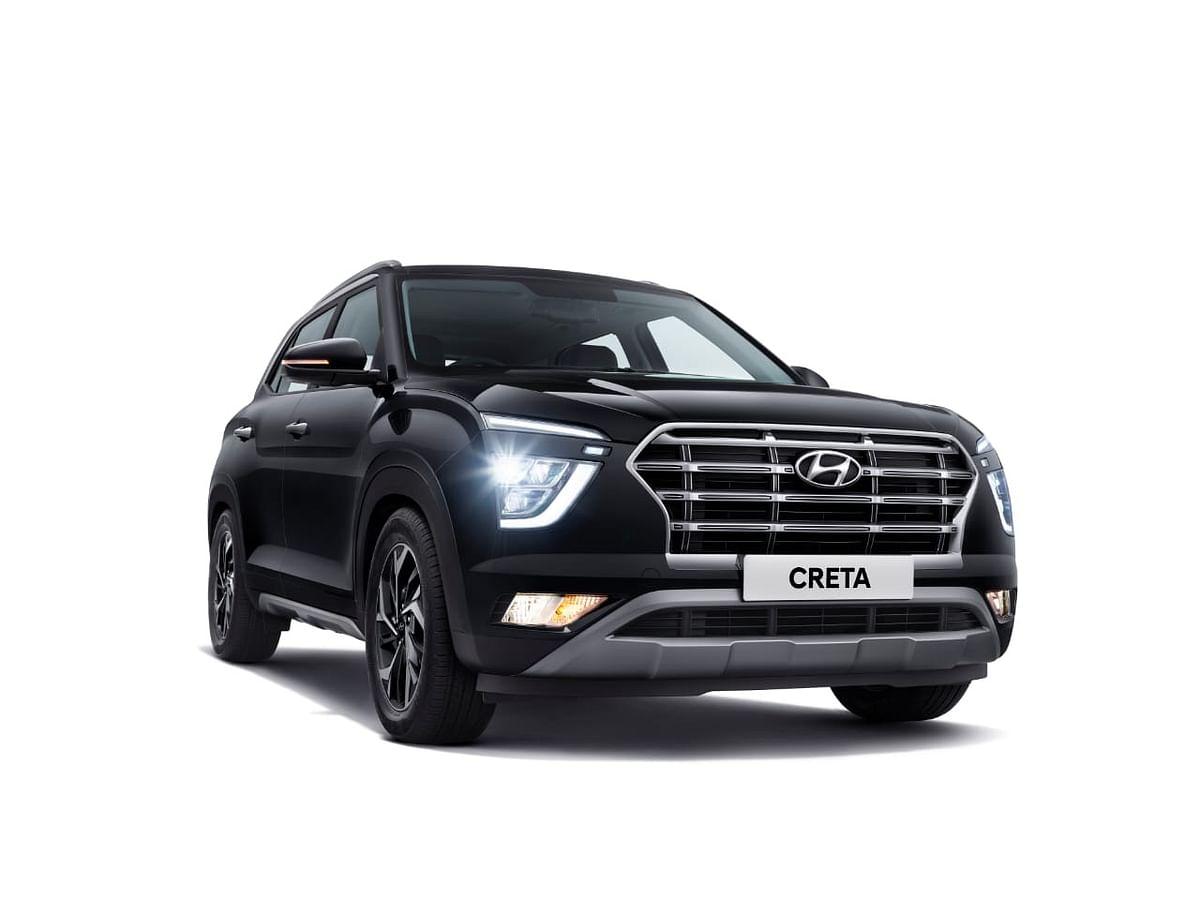 Auto Expo 2020: Hyundai unveils 2020 Creta