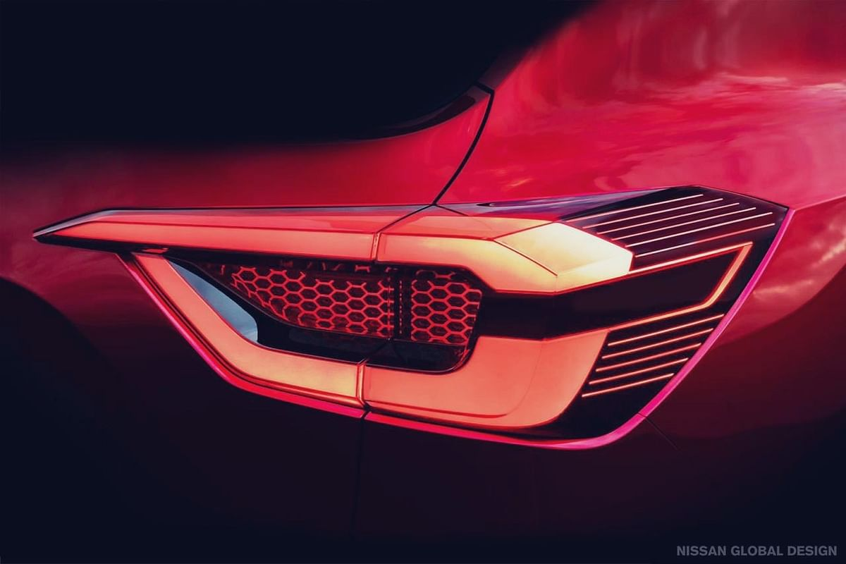 New LED tail lights