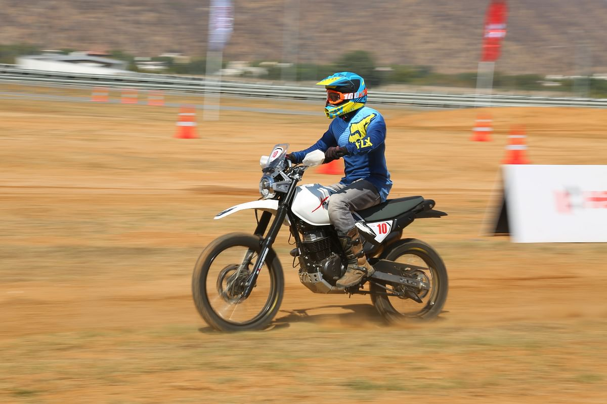 Hero MotoCorp has launched a homologated Rally kit