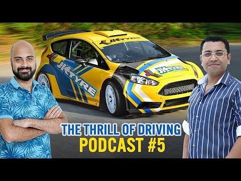 What is happening with Indian motorsport? The Thrill of Driving podcast #5