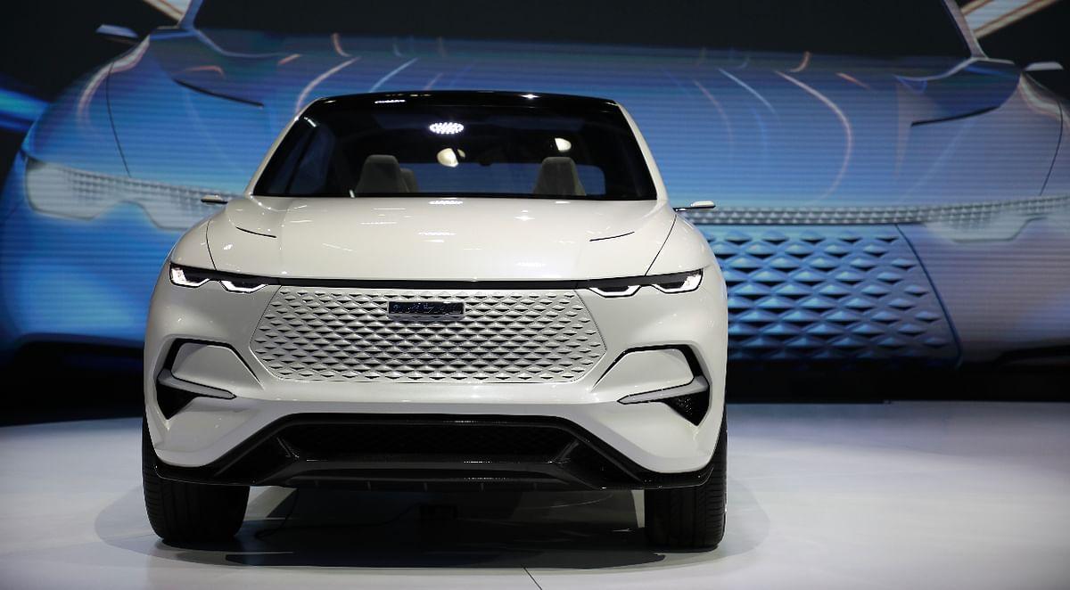 The Vision 2025 Concept is a level 4 autonomous vehicle