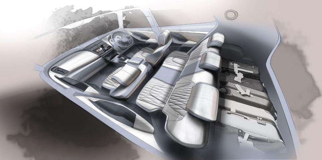 All New 2020 Hyundai Creta Interior Design Sketches Have Been Revealed