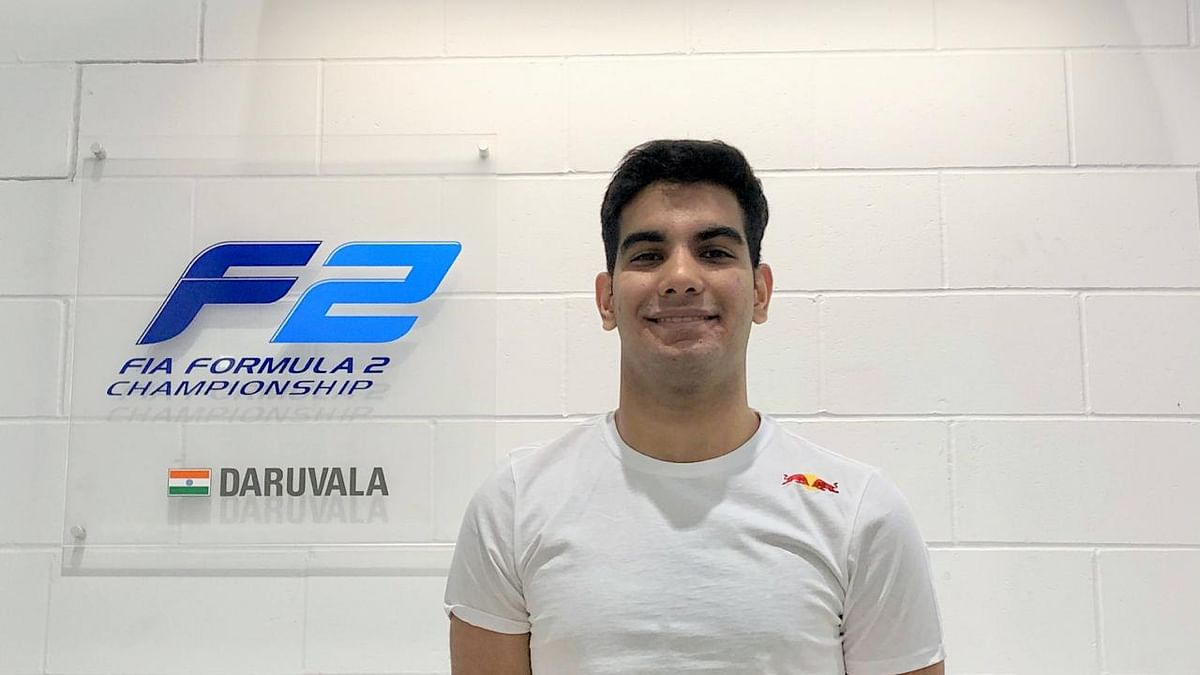 Jehan Daruvala signed by Red Bull Racing F1 for junior program