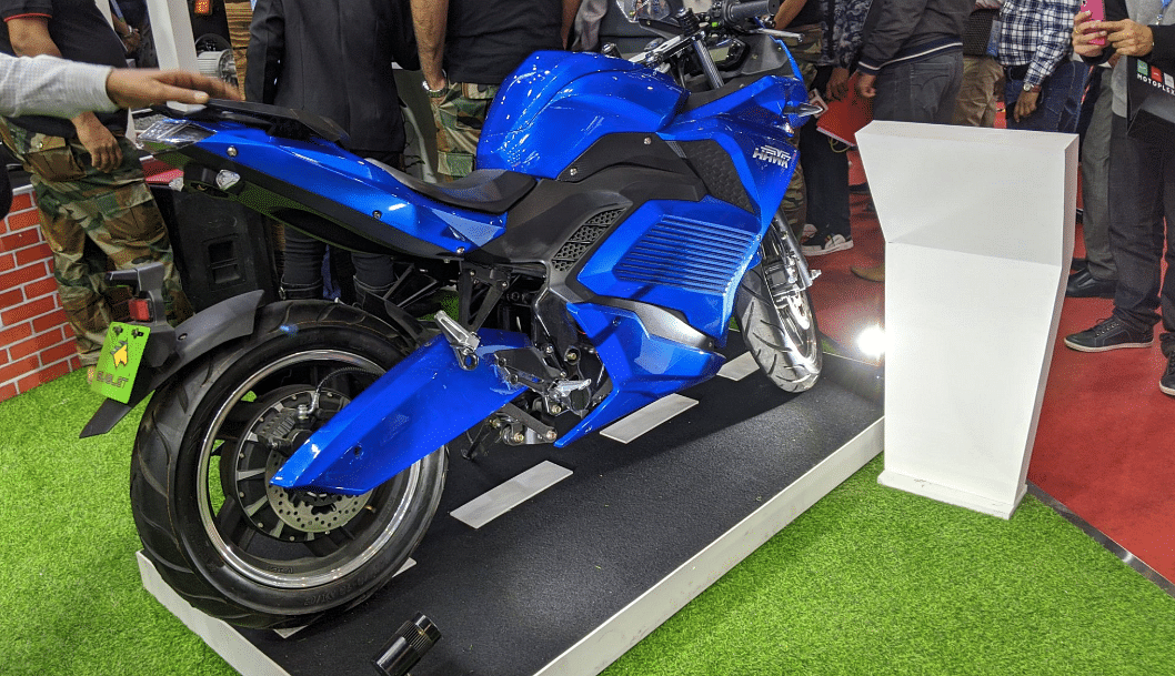 Auto Expo 2020: Evolet India unveils a line of e-scooters and EVs