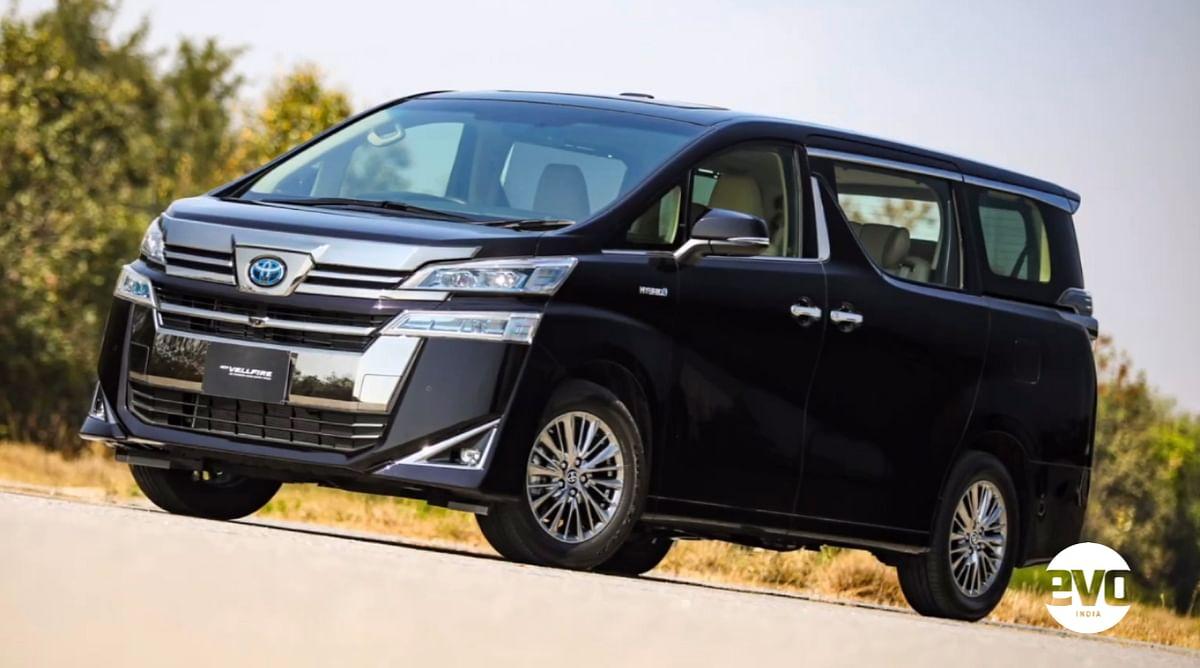 Toyota describes as a Samurai warrior's crown.
