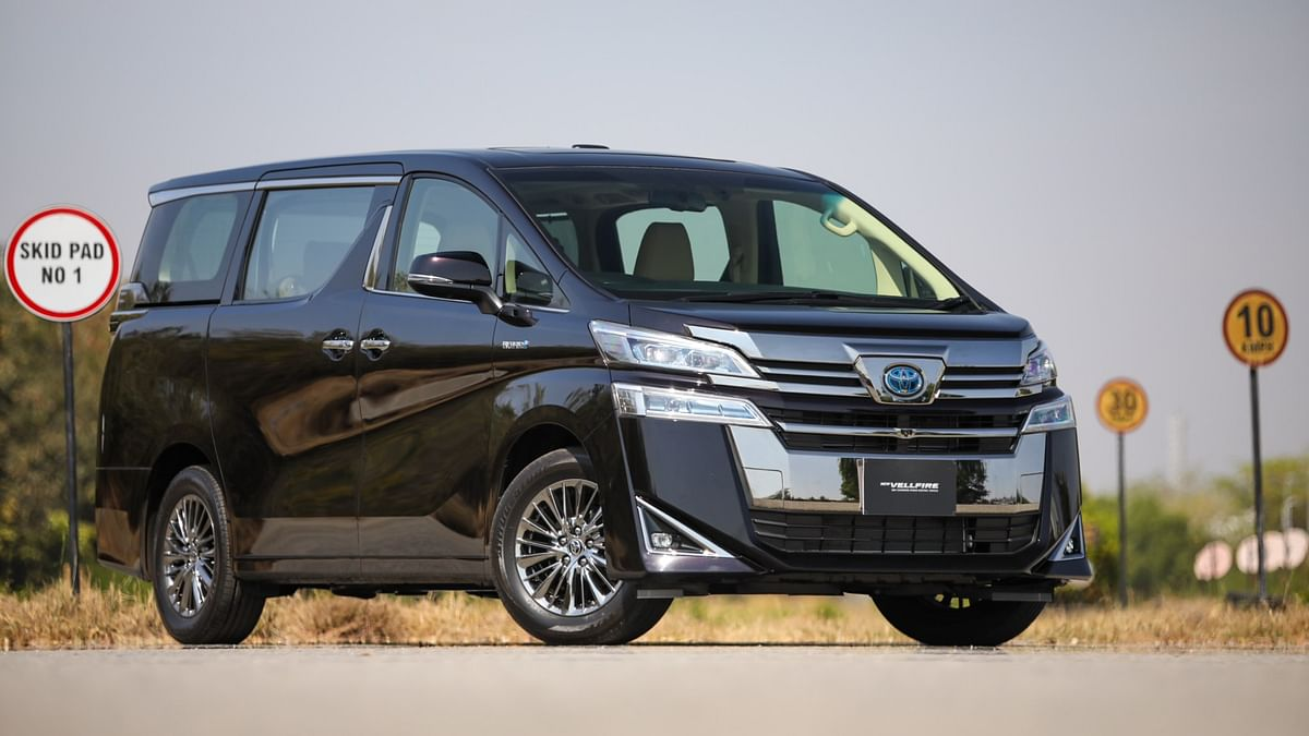 The Vellfire will have a  niche but a very high end customer. We are testing the waters.