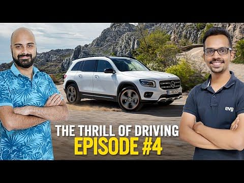 How cool is the new Mercedes-Benz GLB? The Thrill of Driving Podcast #4