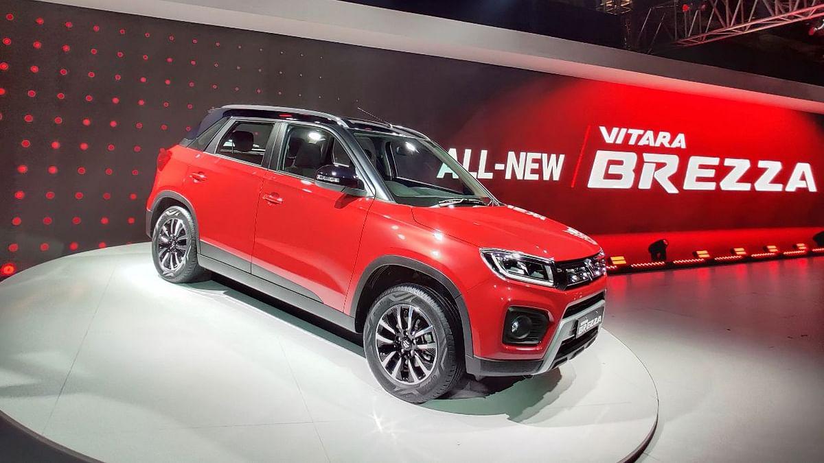 2020 Maruti Suzuki Vitara Brezza launched, prices start from Rs. 7.35 Lakh
