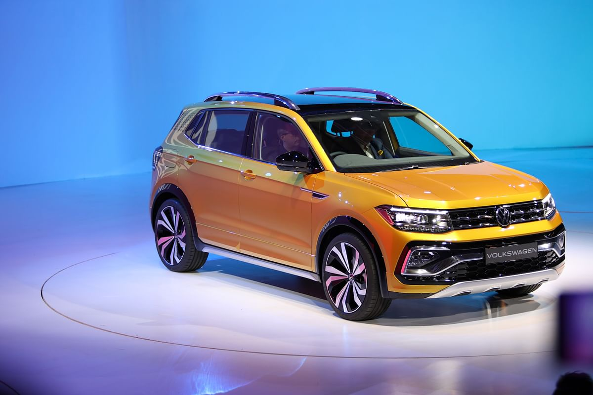 Volkswagen Taigun unveiled ahead of Auto Expo 2020
