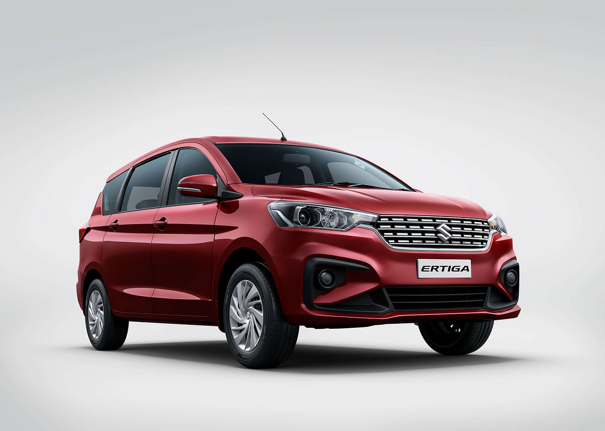 Auto Expo 2020: BS6 compliant Ertiga S-CNG launched at Rs. 8.95 lakh