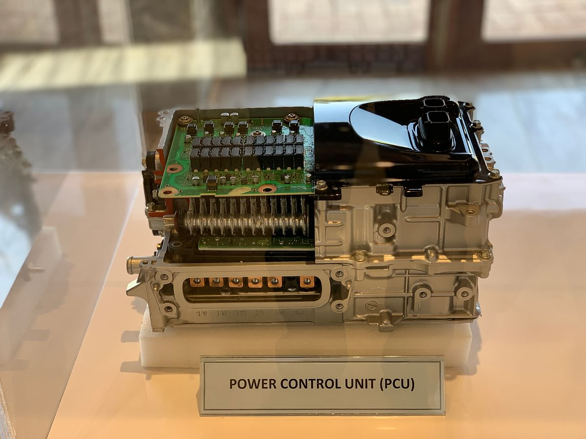 Assembly of the power control unit of the hybrid can become viable at volumes of 10,000 per month