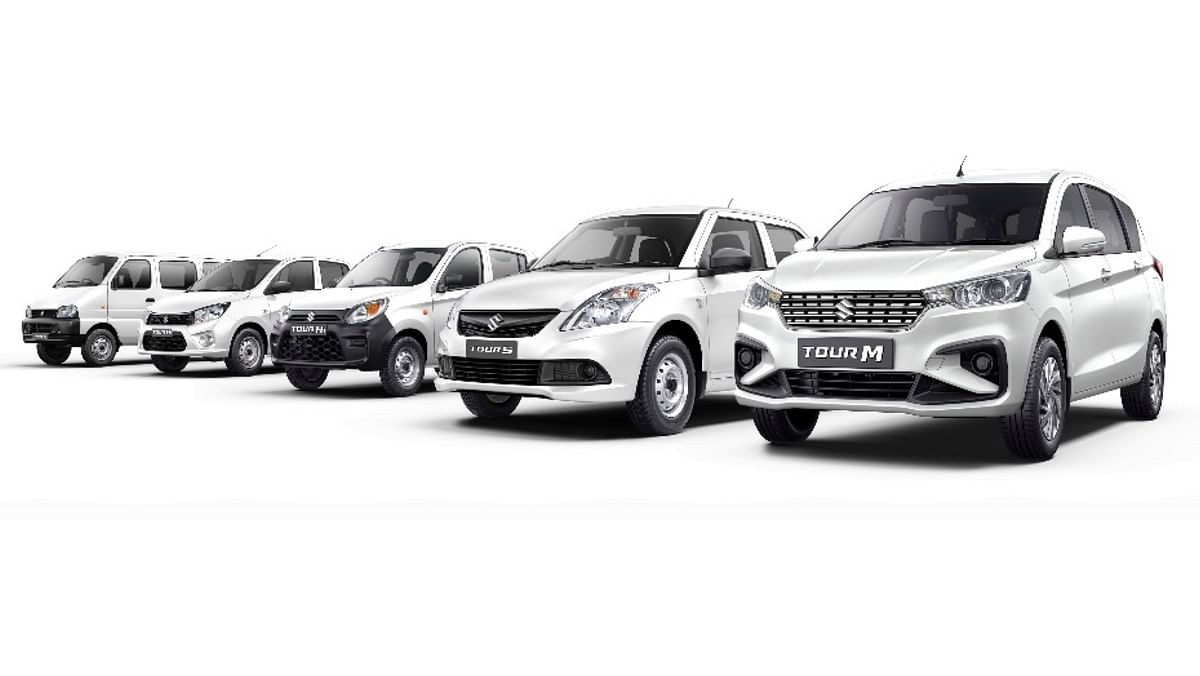 Some of the leading cars in Maruti Suzuki's lineup