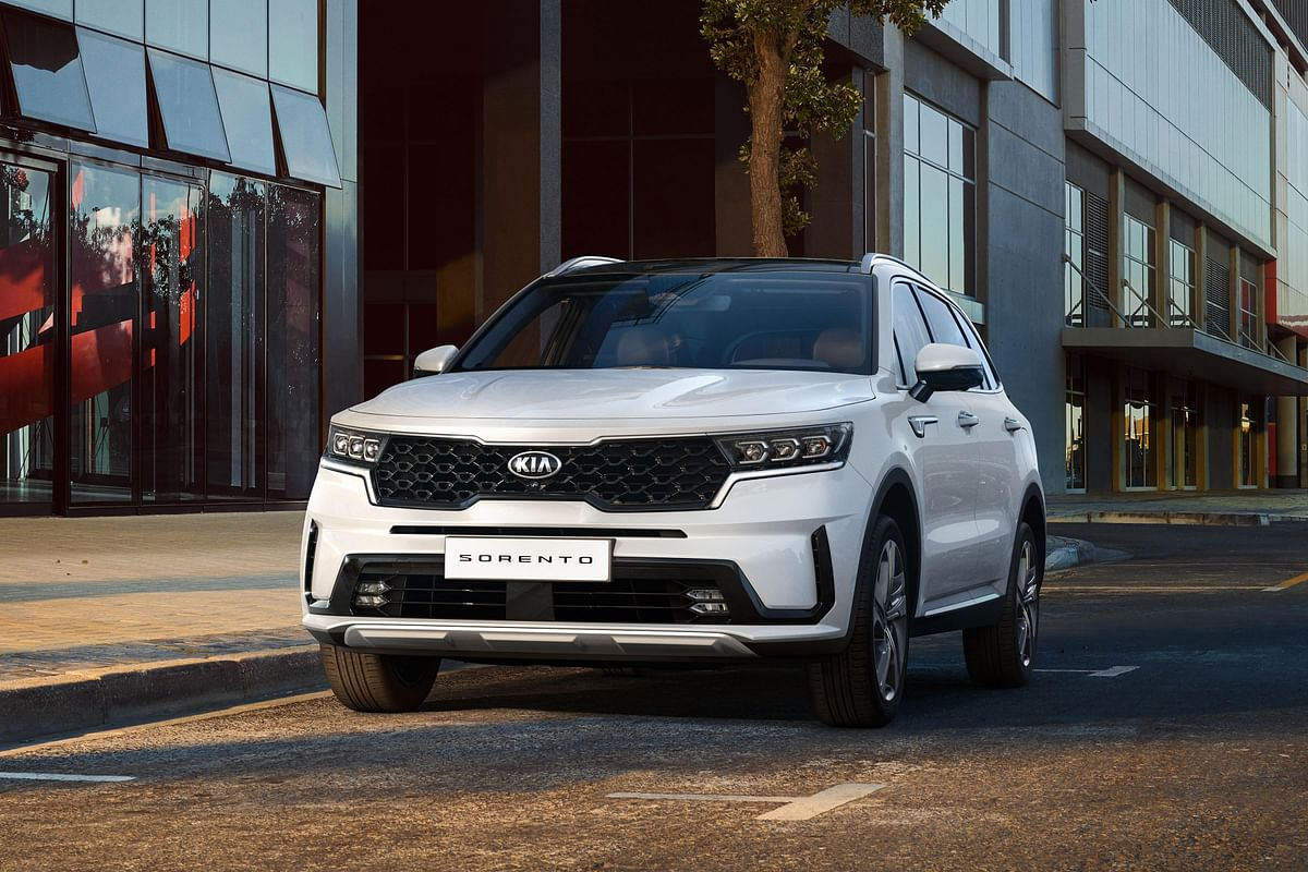 2021 Kia Sorento: The most high-tech Kia ever?