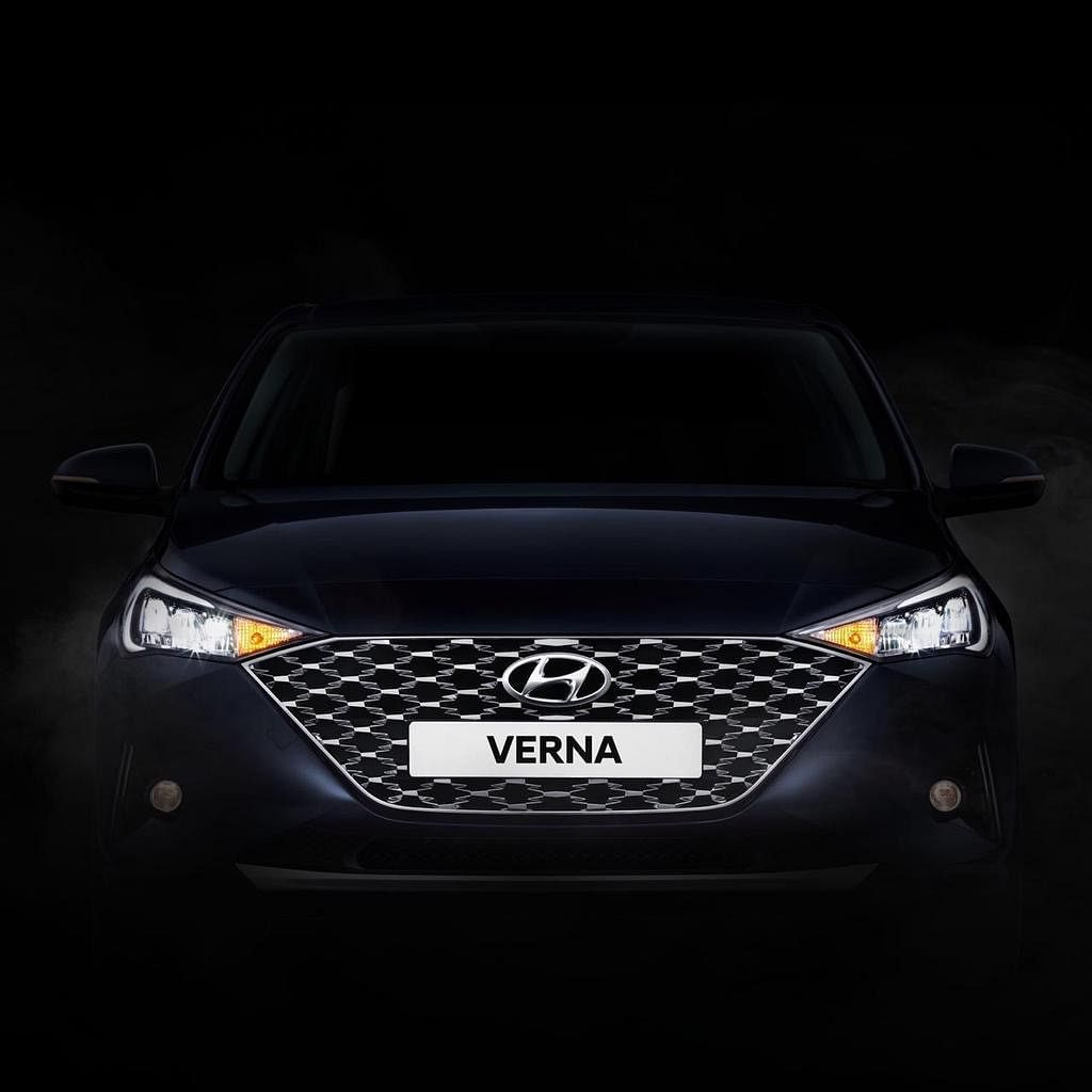 Hyundai Verna gets a sharper front end