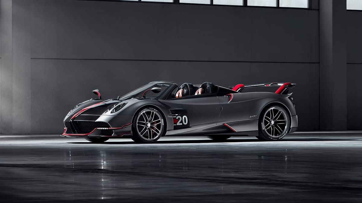 The BC Roadster is expected to feature, at least as an option, a full carbon body