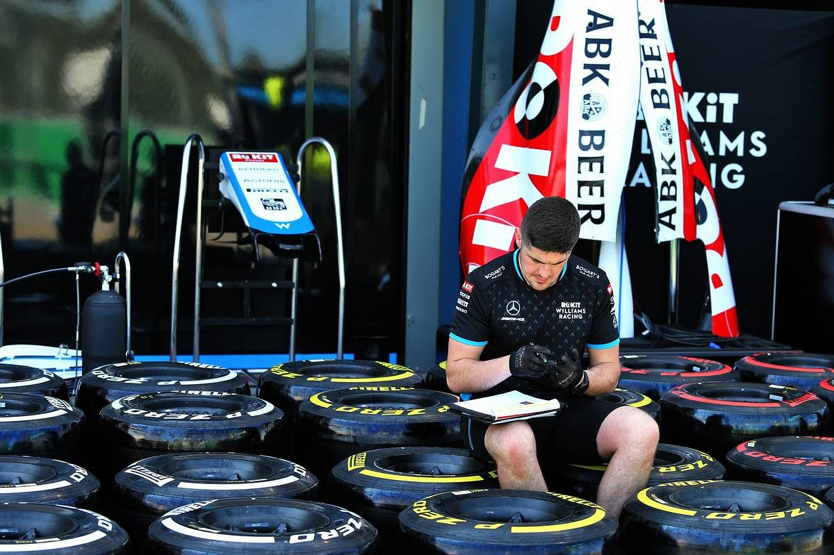 Pirelli to incinerate 1800 sets of tyres post Australian GP cancellation