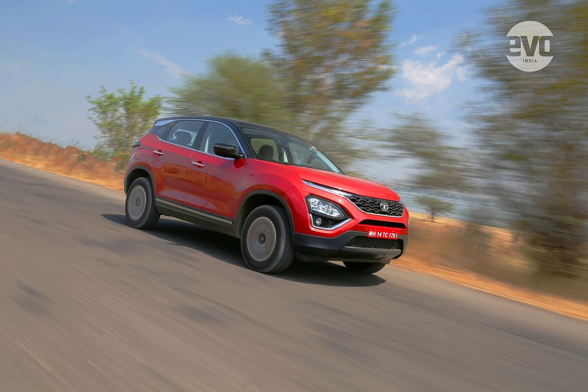 The 2020 Harrier, especially with the automatic, is now an excellent SUV to do long distances in India.