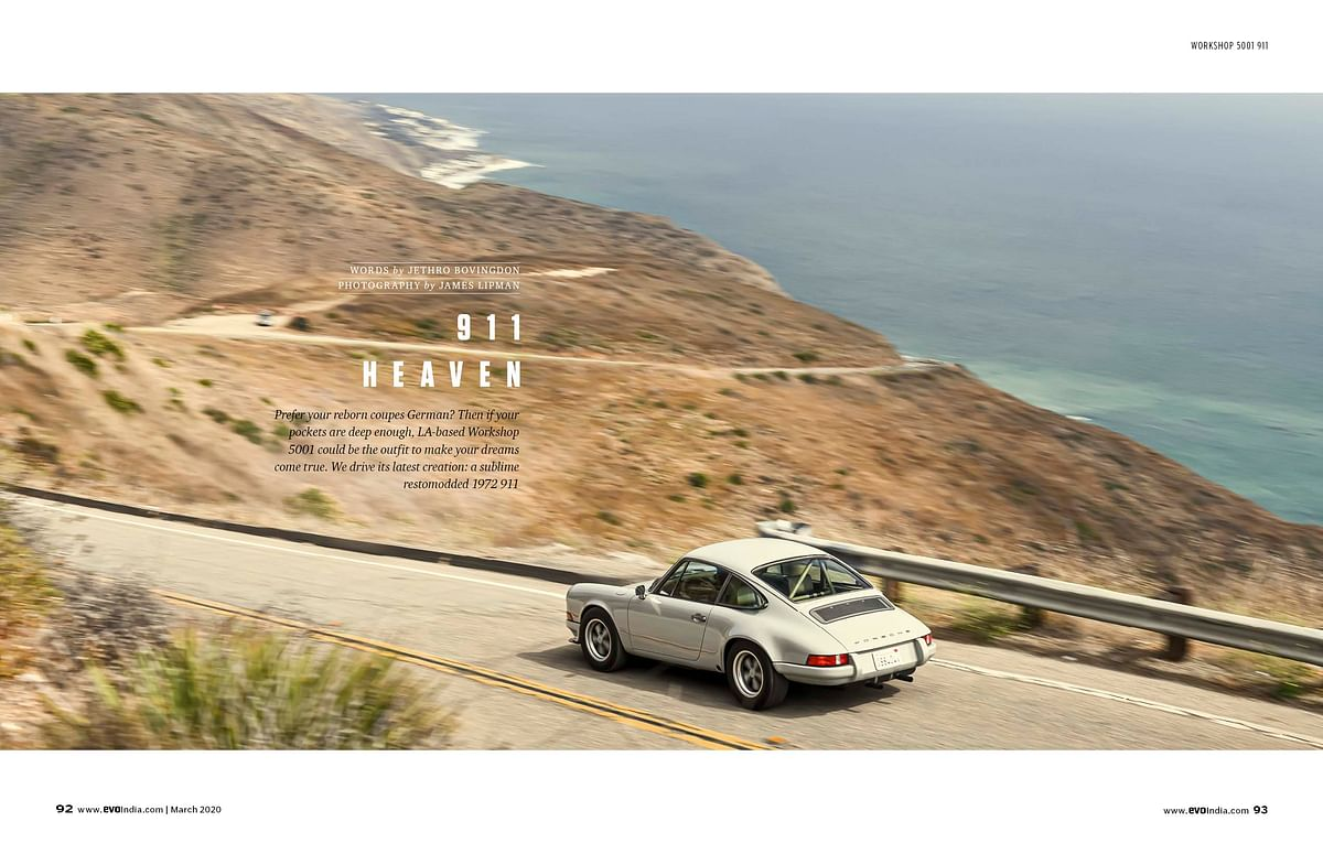 AMG's Panamera fighter! GT 63 S 4-door headlines March 2020 issue of evo India