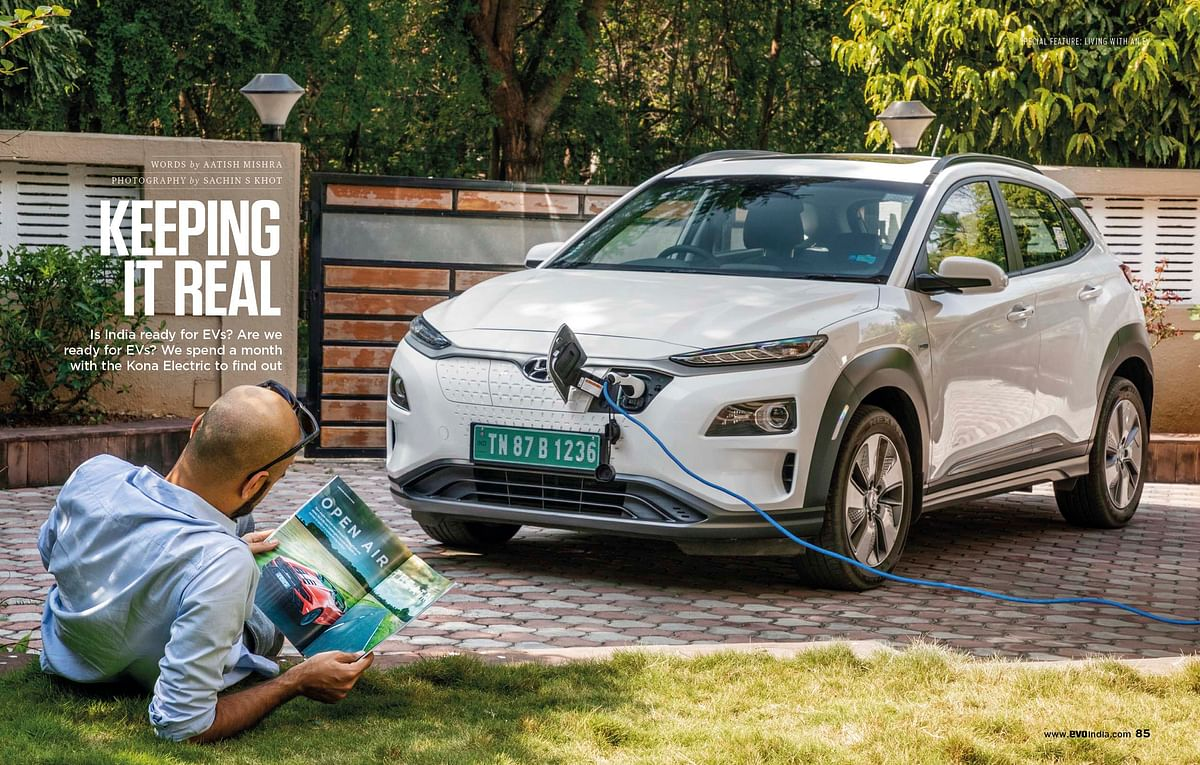 We spend two months with the Hyundai Kona EV