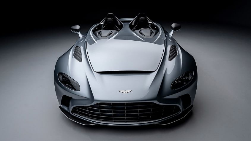 Aston Martin V12 Speedster unveiled to rival Ferrari Monza SP2