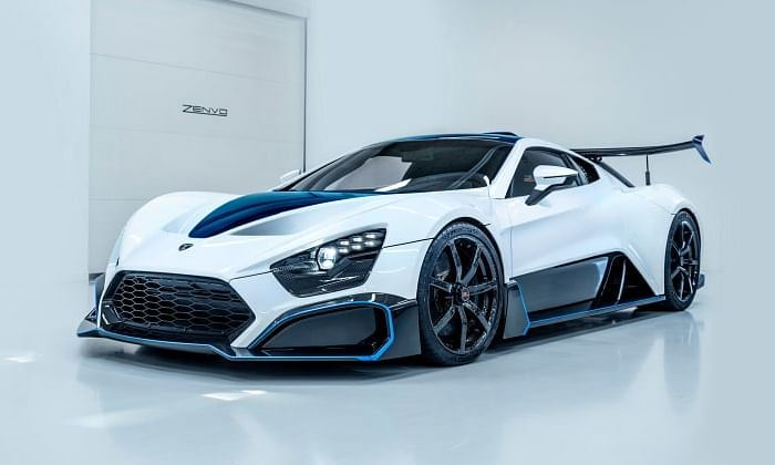 Zenvo unveils the completely road legal version of the TSR-S