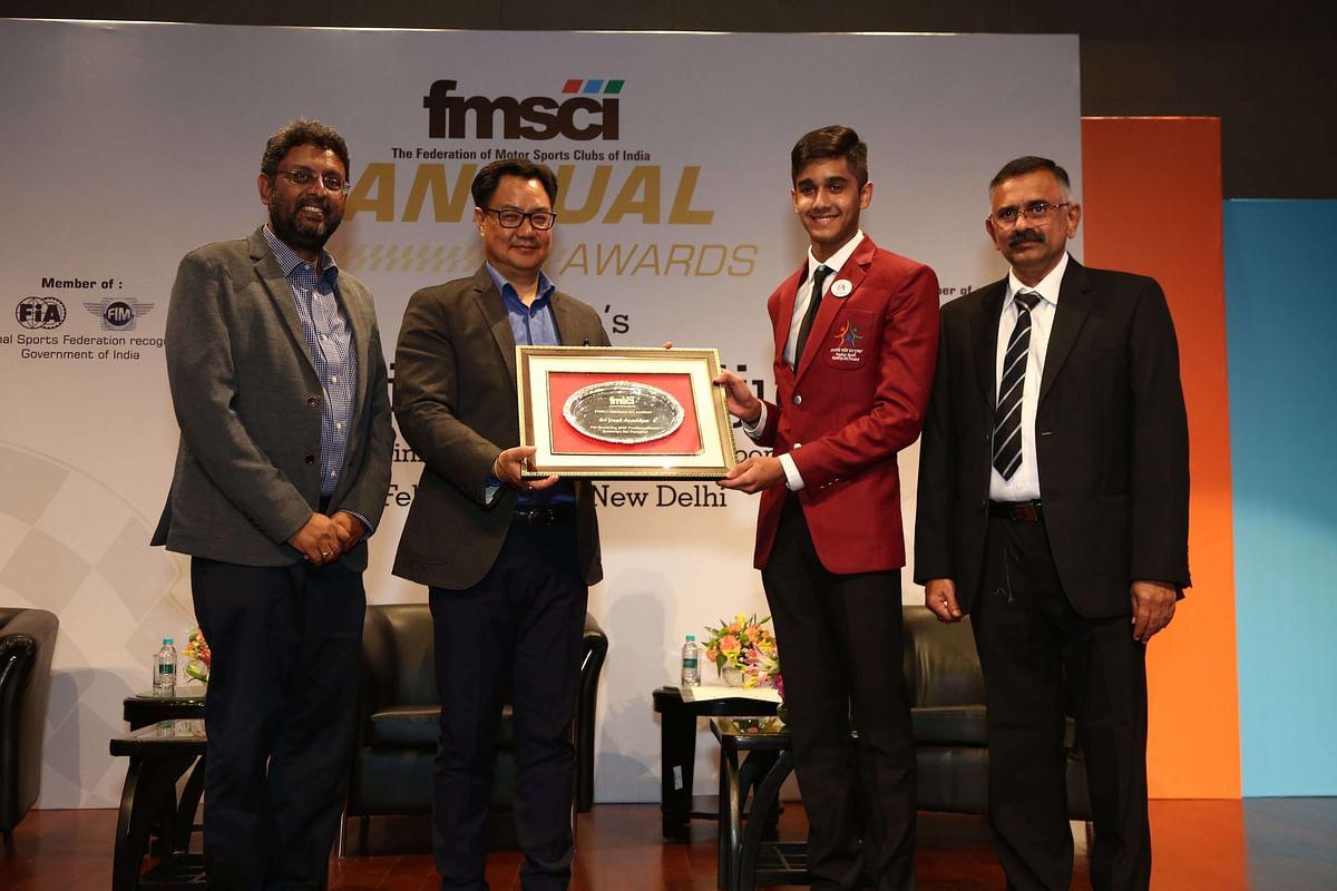 Yash Aradhya - FMSCI awards