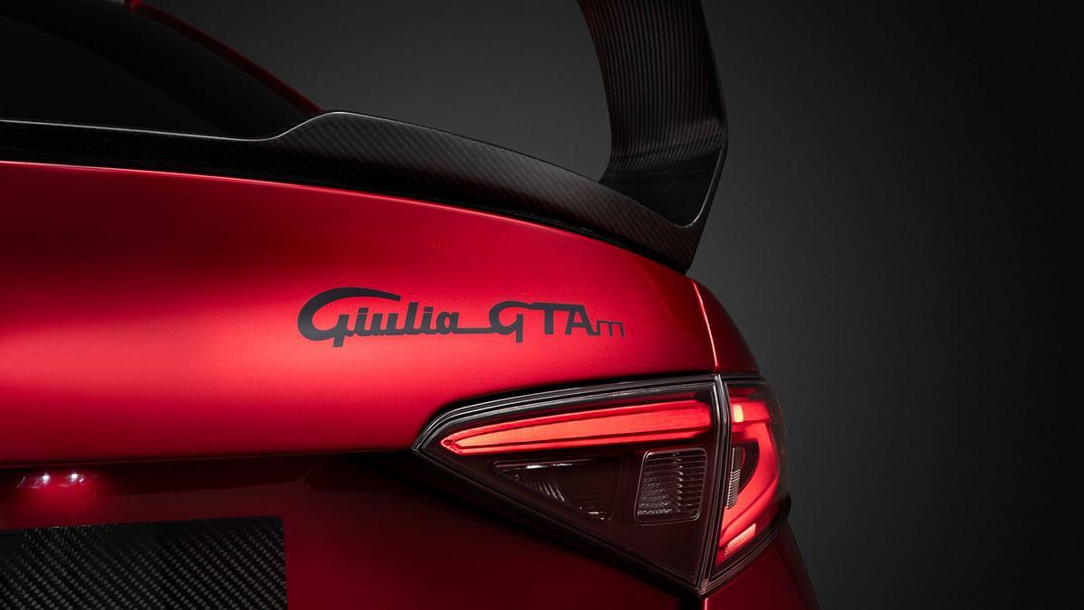 Backlights Guilia GTAm