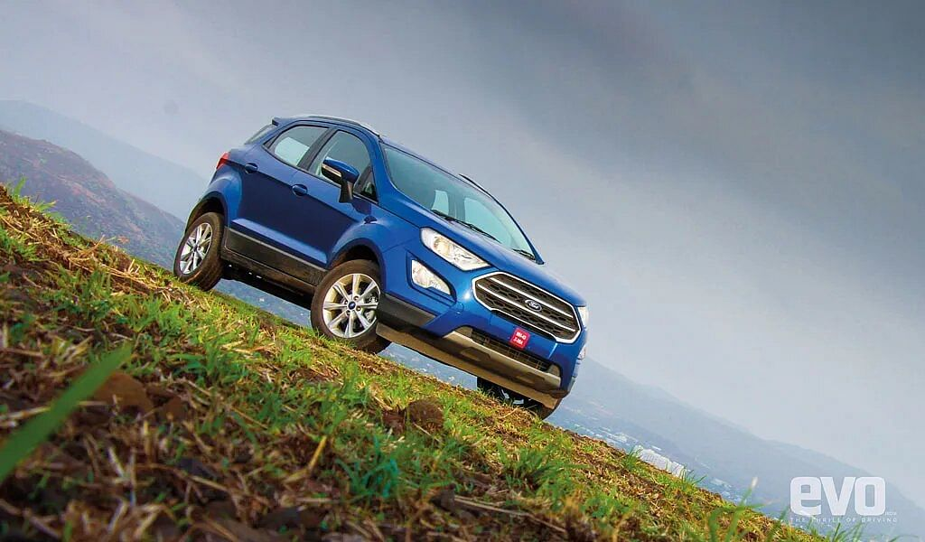 Ford EcoSport was the first compact SUV in India