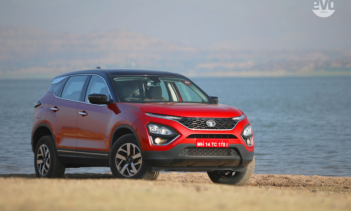 The 2020 Harrier is now a quick SUV