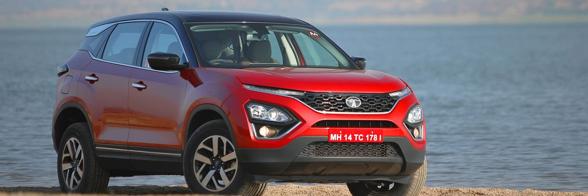 FIRST DRIVE REVIEW: 2020 Tata Harrier Automatic, with more power to take on MG Hector