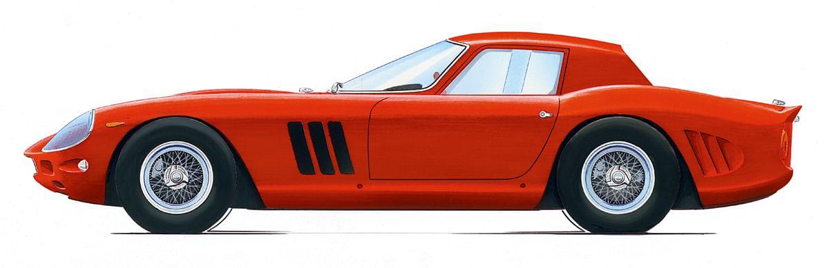 Gran Turismo Omologato, a story of Ferrari's fiercest