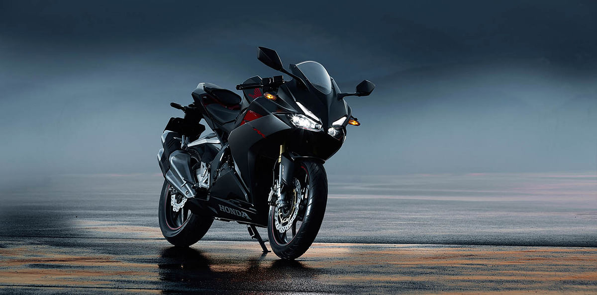 The CBR250RR made its debut in 2016 at the Indonesia Auto Show.