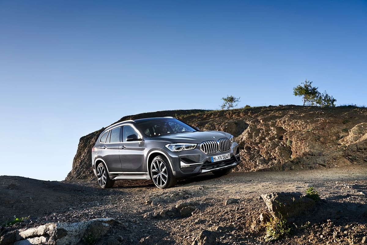 BMW launches facelifted X1 at Rs 35.9 lakh