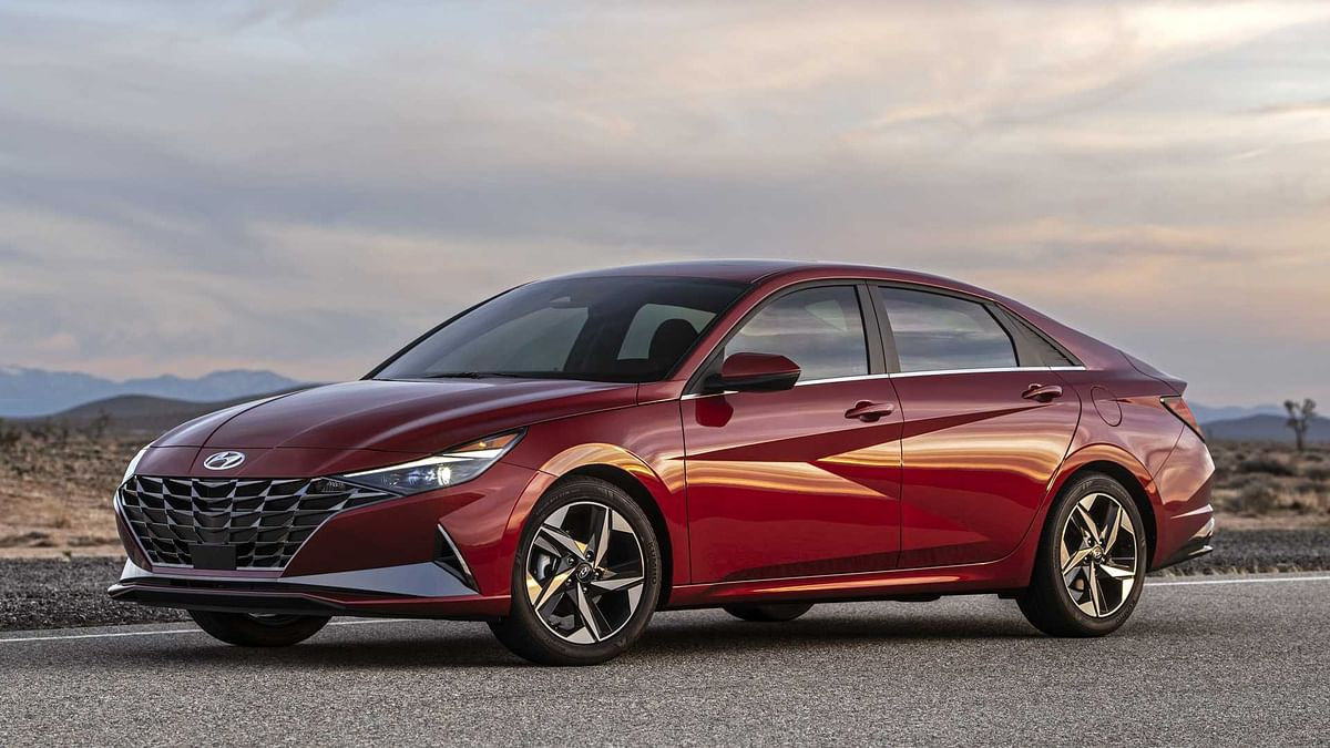 2021 Hyundai Elantra unveiled