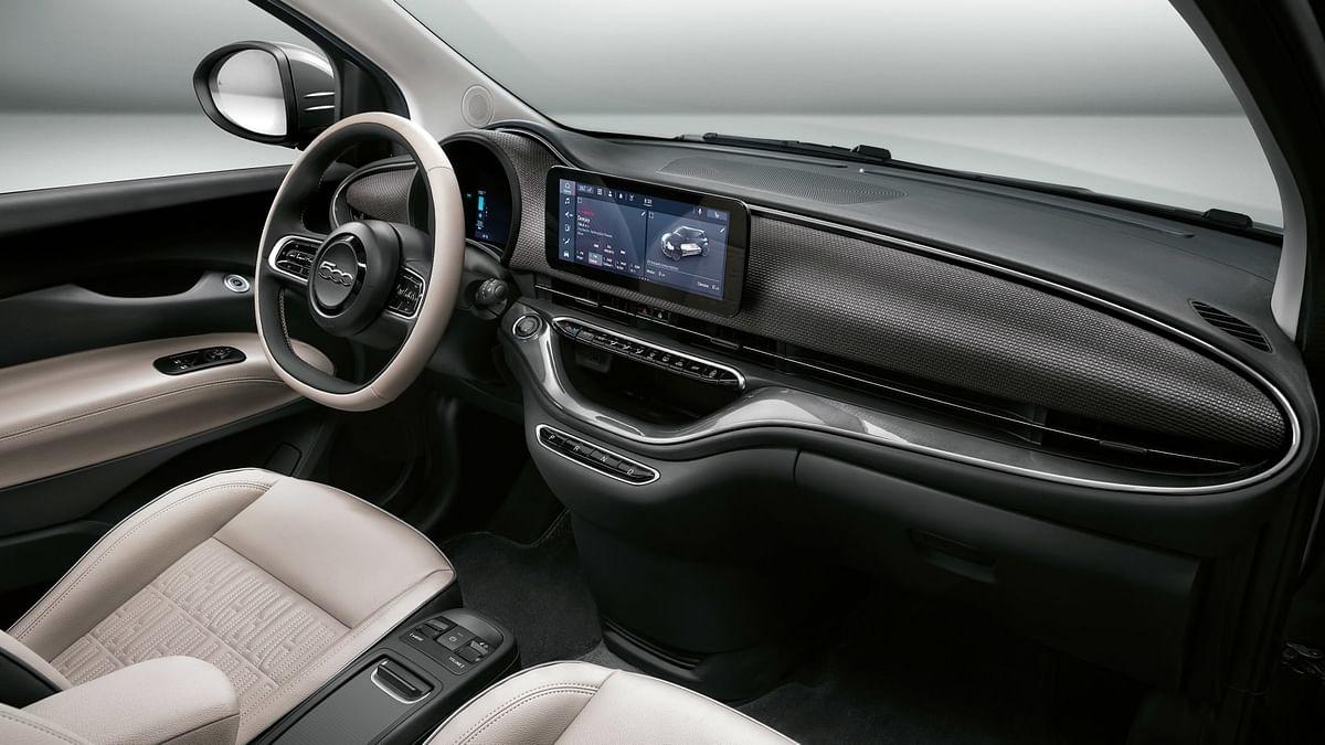 New 2020 Fiat 500 interiors