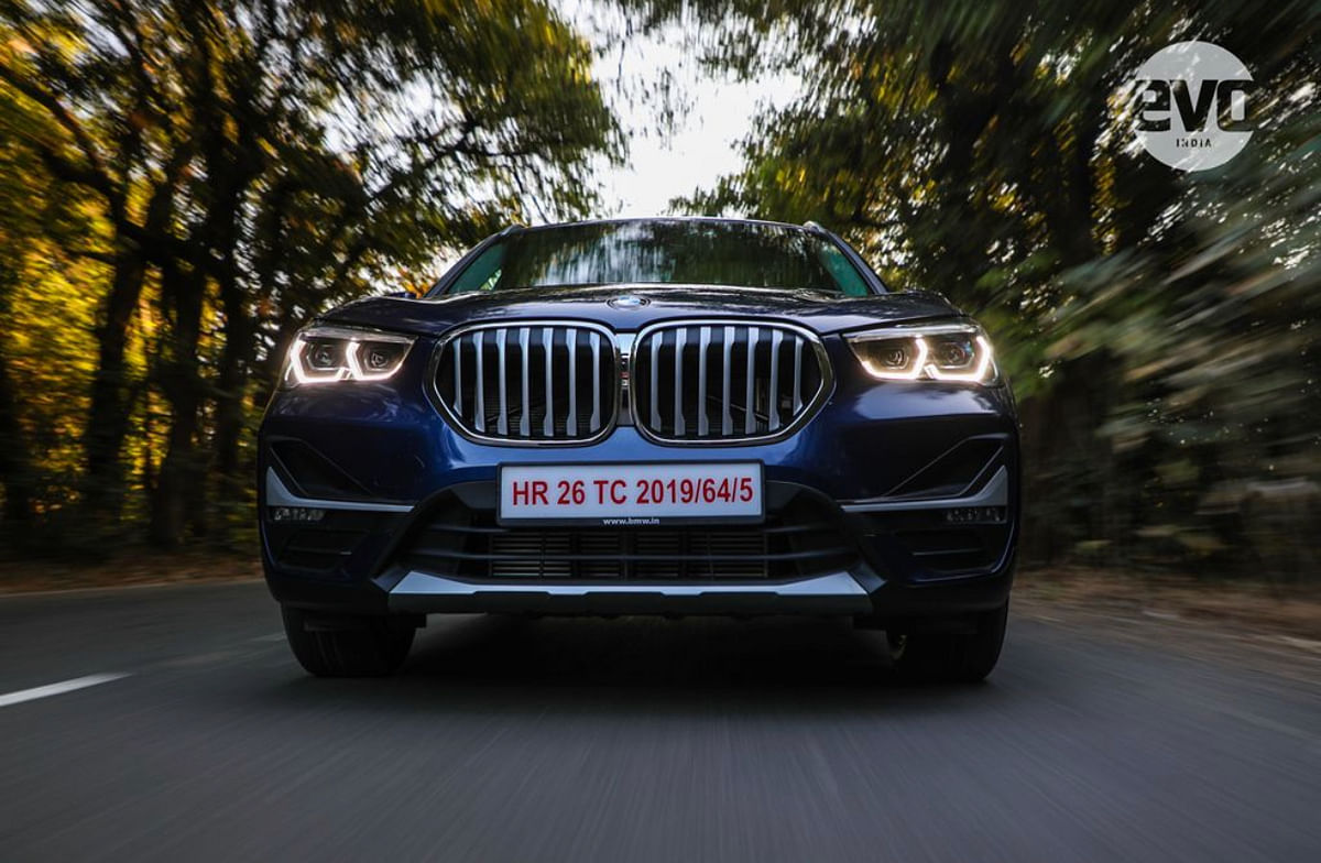 BMW designers have honed their grille-magnifying skills more than anyone in the business