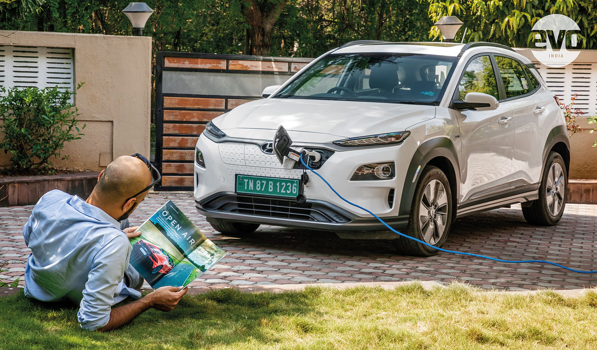 Living with an electric car: The Hyundai Kona Electric