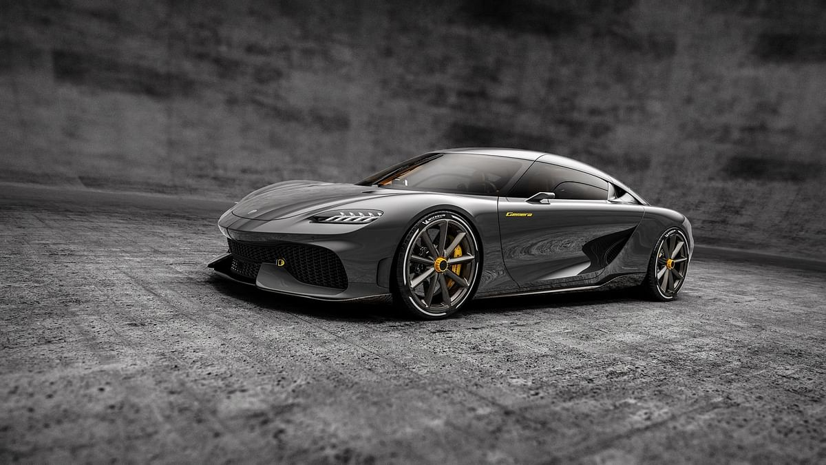 """This is an """"everyday"""" Koenigsegg"""